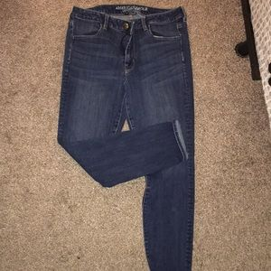 American Eagle 360 stretch Skinny Jeans